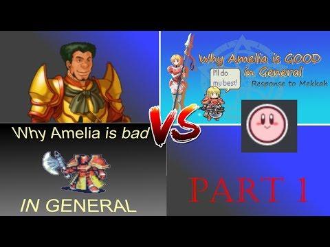Re: Re: Amelia is Bad in General (Part 1)