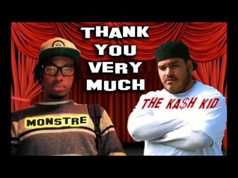 Monstre - T.Y.V.M. (Thank You Very Much) (Feat. The Ka$h Kid)