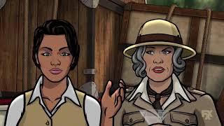 Archer Season 9 Episode 06| Part 01