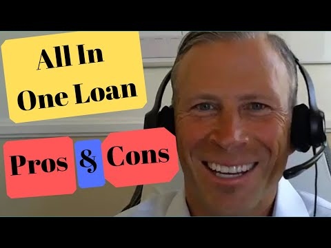 Pros And Cons Of The All In One Loan With Dave Herbst Of CMG
