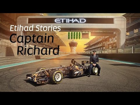 The Pilot Behind Our Spectacular Flyovers | Etihad Stories
