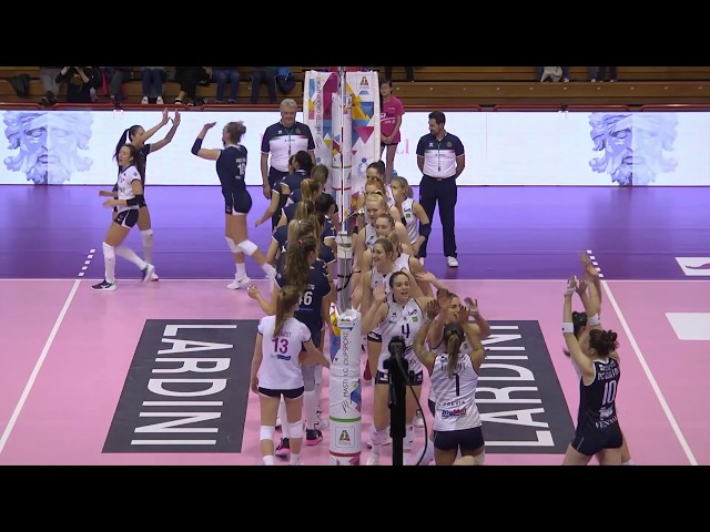 Highlights Lardini Filottrano vs Reale Mutua Fenera Chieri '76