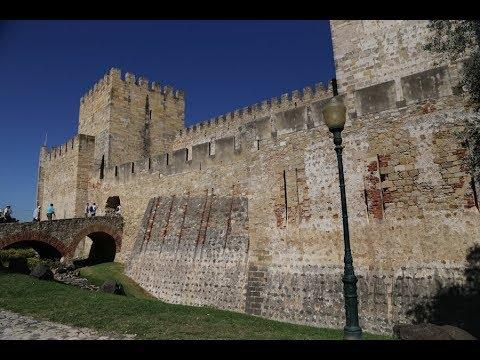 Лиссабон: Замок Св. Георгия/Lisbon:  São Jorge Castle