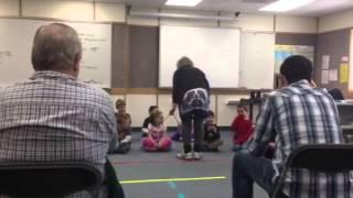 Открытый урок музыки в школе-3
