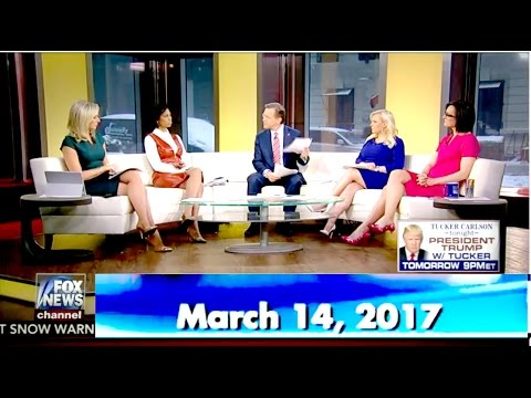+++Outnumbered Hosted by Harris Faulkner, Sandra Smith +++March 14, 2017 +++  12PM003320 5985901
