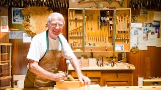 Frank Klausz Woodworking Workshop Tour