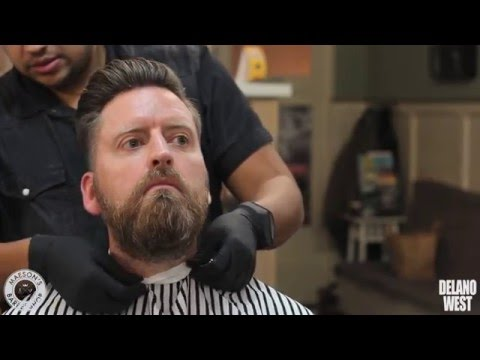 Smooth Shave - Maeson's Barbershop