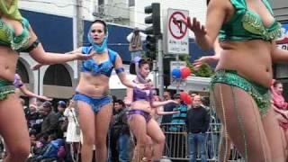 San Francisco Carnaval  2009