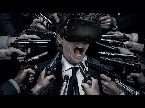 JOHN WICK VR GAMEPLAY - HEADSET HOTSHOTS - 360 VIDEO