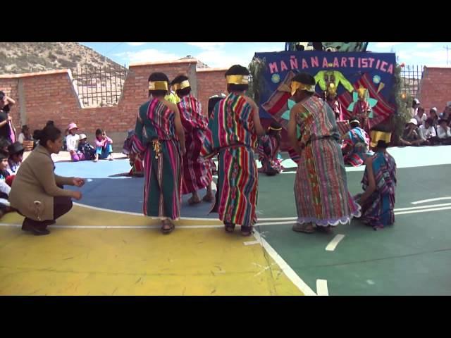 Inauguracion del nuevo colegio de vitichi potosi bolivia Part2 Videos De Viajes