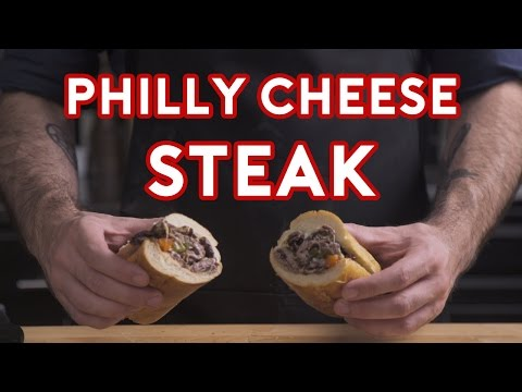 Binging with Babish - How to make a real Philly Cheesesteak from Creed