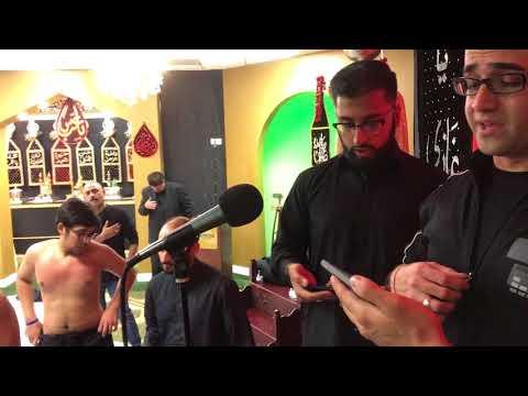 Anjuman e Haider e Karar | New Jersey | Shab e Dari - Masom Imam Bargah | 14th Safar, 1439H | Part 3