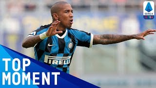 Young Provides Assist for Martinez on Inter Debut! | Inter 1-1 Cagliari | Top Moment | Serie A TIM