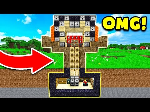 MOST OVERPOWERED MINECRAFT BASE!