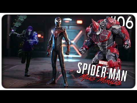 LA ROXXON CI RAPISCE E CI ALLEIAMO CON TINKERER CONTRO RHINO | Spider-Man Miles Morales - ep. 06