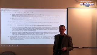 October 2009 Question 50 U.S. Customs Broker License Exam Discussion