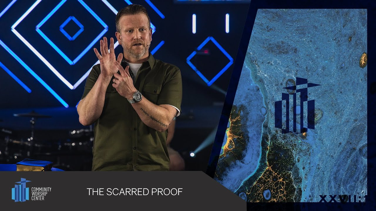 The Scarred Proof | Pastor Keith Deal
