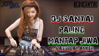 Gambar cover DJ REMIX SANTAI PALING ENAK   BASSBEAT ALAN WALKER   YouTube