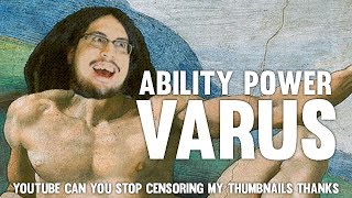 Imaqtpie - ABILITY POWER VARUS