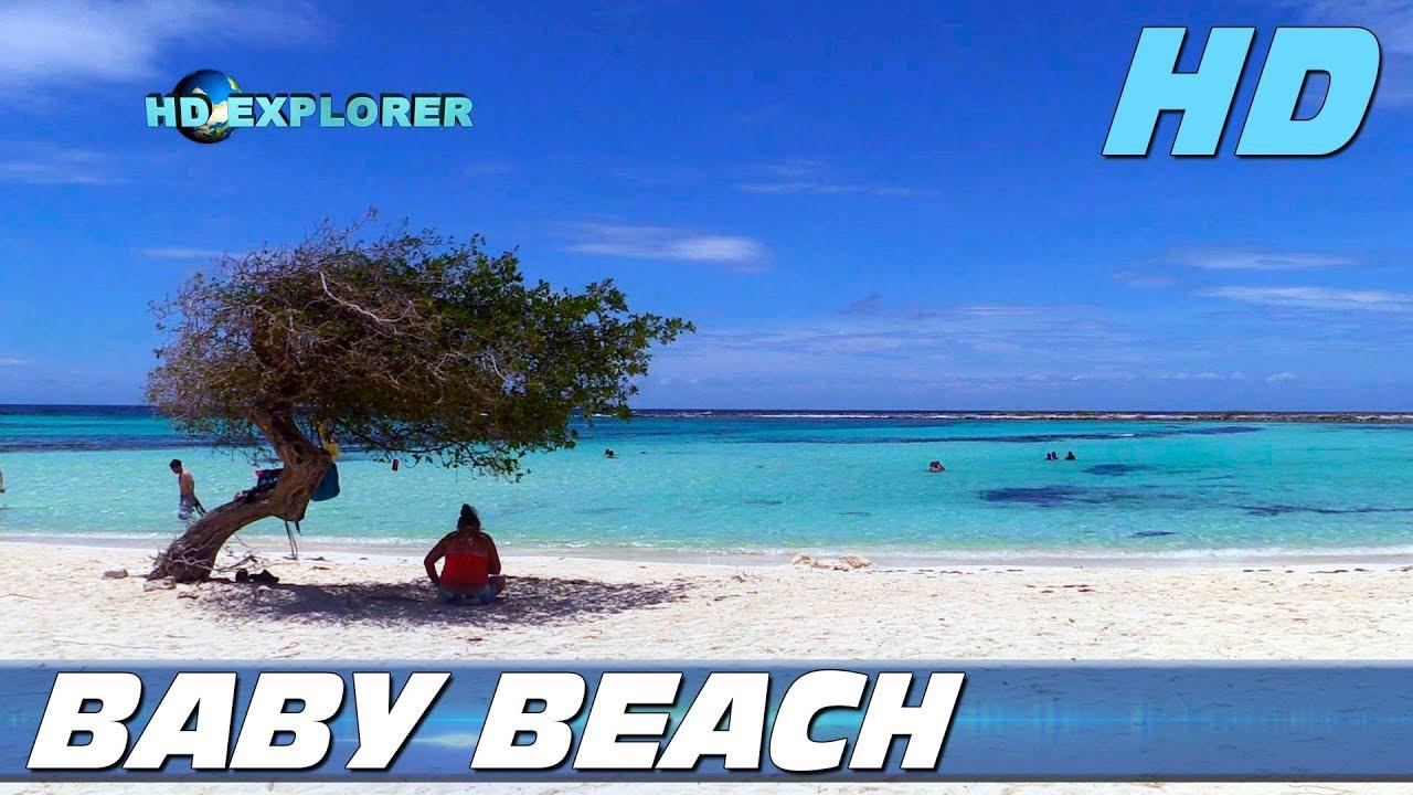 Baby Beach Rodgers Aruba