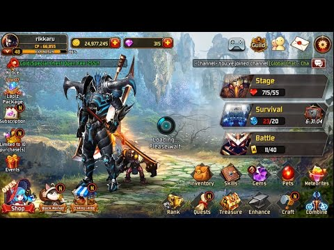 Kritika : The White Knights Free Avatar and 40.0000.000 Gold