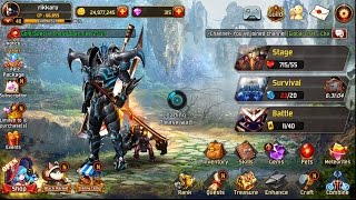 Kritika : The White Knights Free Avatar And 40.000.000 Gold