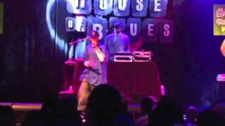 DAVID CASH preforming POP live at the HOUSE OF BLUES in HOLLYWOD CA SUNSET STRIP 2006 .mov