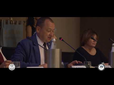 Interviste Convegno GOI - Antonella Posta e Pawel Gajewski