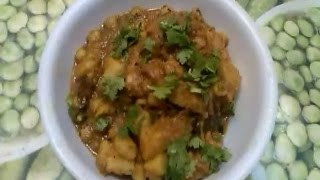 MAKHANA ALOO INDIAN CURRY RECIPE