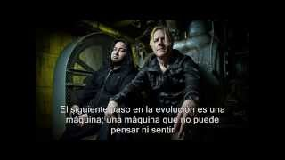 Fear Factory - Autonomous Combat System (Subtitulada/Español) HQ