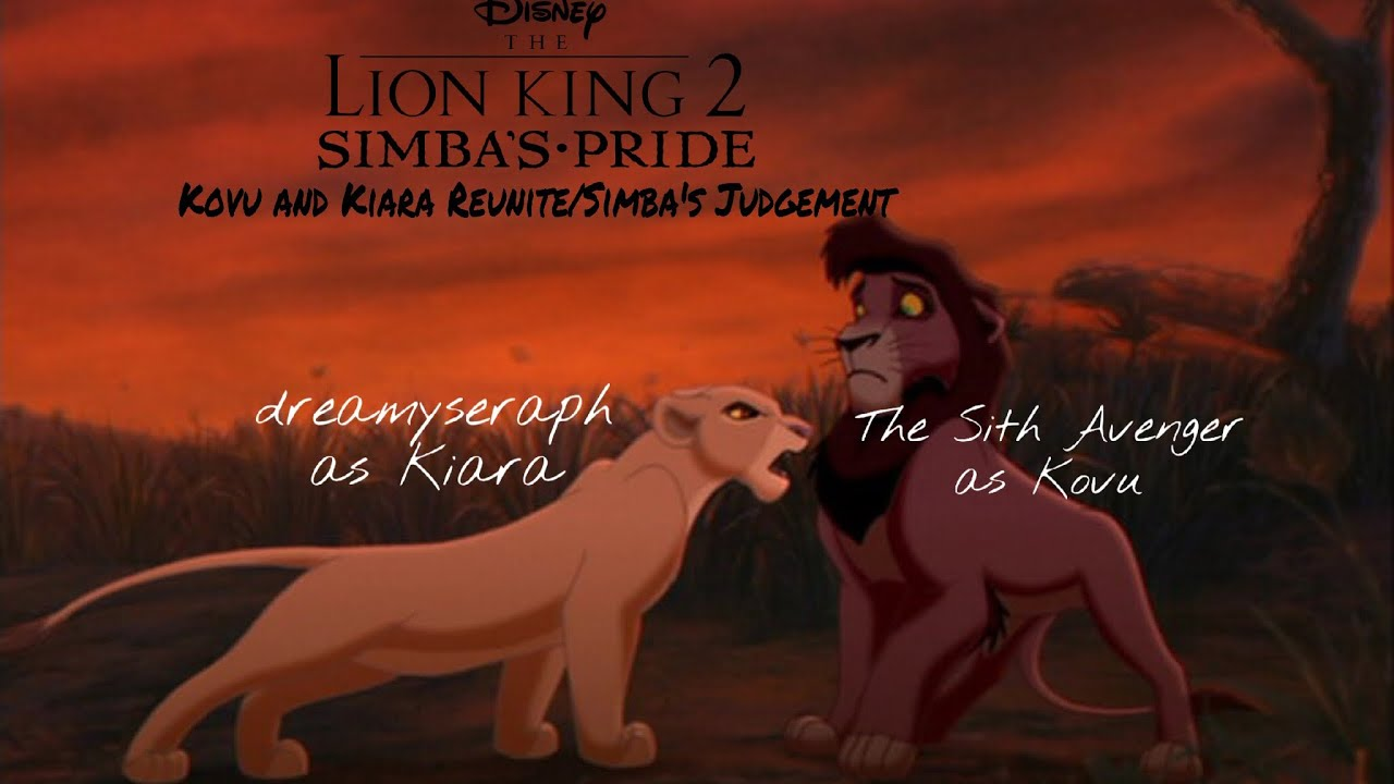 lion king judgement # 11