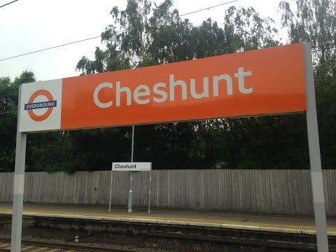 Full Journey on London Overground (Class 317) from Liverpool Street to Cheshunt (via Seven Sisters)