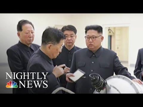 North Korea Detonates Most Powerful Nuclear Test Yet | NBC Nightly News