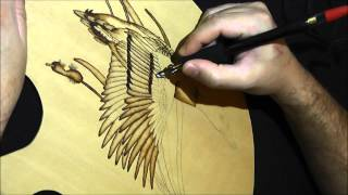 Pyrography Project 41