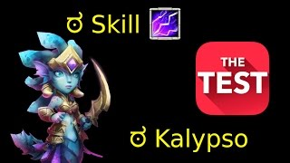 Castle Clash | Kalypso Hero Test - Rolling for Kalypso ಠ Schloss Konflikt [Deutsch] RaeshCor