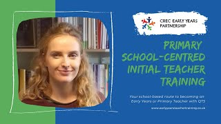 Student Testimonial - Liz McKinlay | CREC Early Years Partnership SCITT