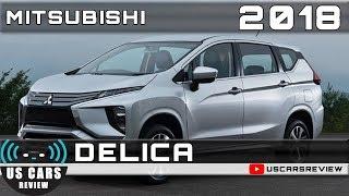 2019 MITSUBISHI DELICA Review