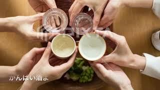 華乃美幸 - かんぱい酒