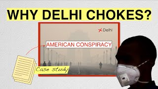 What's the real cause behind Delhi Smog? || USAID || Monsanto || On The Ground