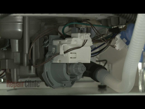 Drain Pump - Whirlpool Dishwasher Repair