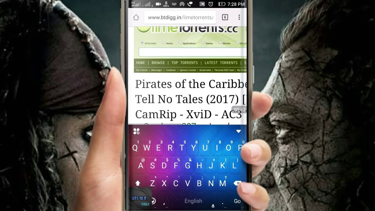 """Download How to download """" Pirates of the Caribbean 5 (2017) """" full movie   Let's do it..."""