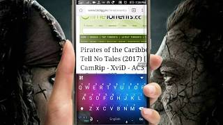 "How to download "" Pirates of the Caribbean 5 (2017) "" full movie 