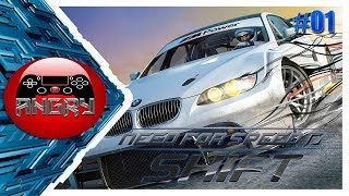 Need for Speed Shift - Gameplay #01 Iniciando o Game PC PT-BR