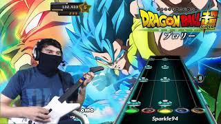 [Guitar Hero 3/CH] Dragonball Super Movie - Broly VS Gogeta Theme (EPIC SONG)