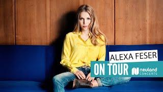 Alexa Feser - Live On Tour 2014 (official Tourtrailer)
