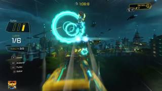 Ratchet & Clank™ PS4-Carrera Rilgar 1:35-