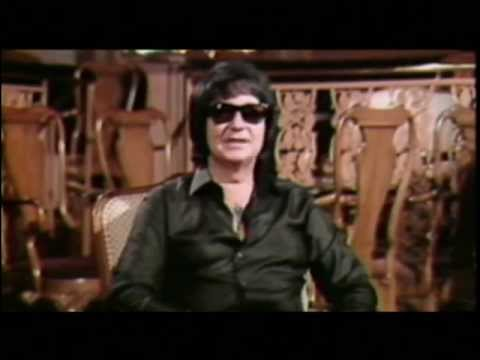 Roy Orbison Talks About Hiis Songs: Only The Lonely & Claudette (2 parts in 1)
