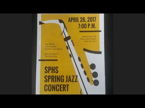 Saint Patrick Spring Jazz Concert 2017