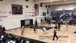 Joel carrillo #20 student-athlete, class of 2019granada hills charter high school, californiabasketball highlights: november 2017 to june 2018 sierra canyon...