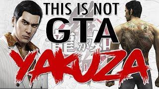 Yakuza Series | What Makes SEGA